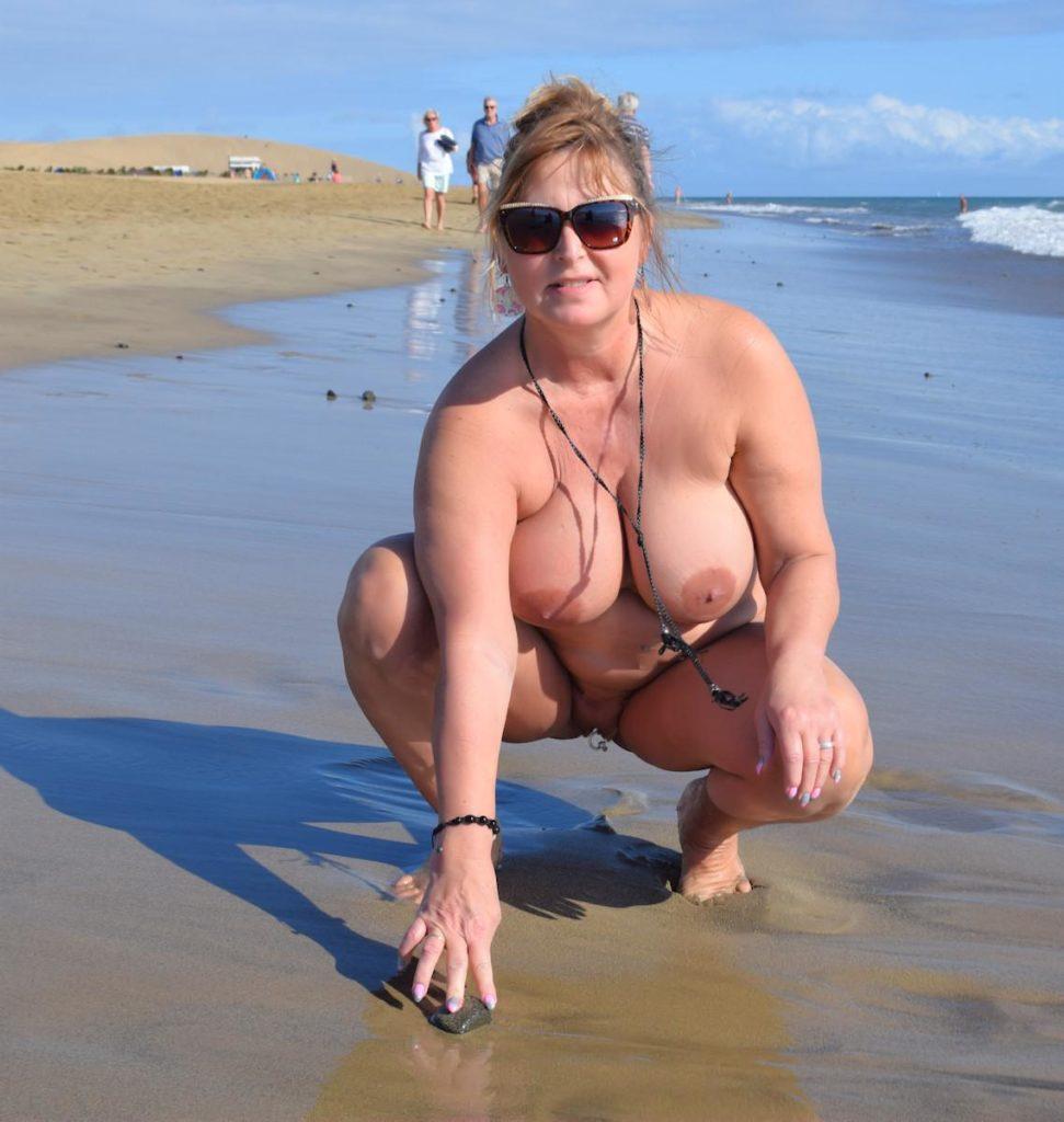 Maspalomas nudism